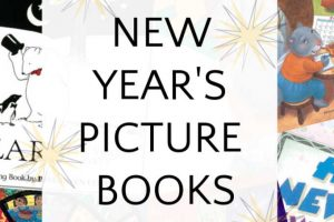 Children's Books about New Year's Day and New Year's Eve