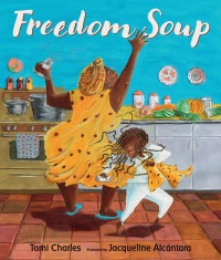 Freedom Soup book for New Year celebrations