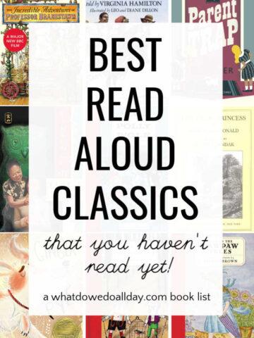 Classic children's books to read aloud
