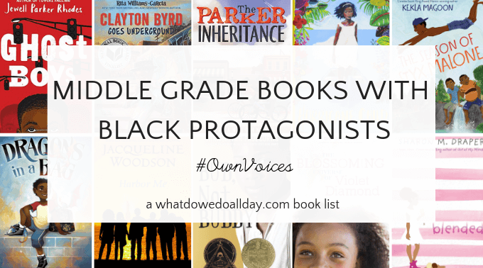 Best middle grade books by Black authors