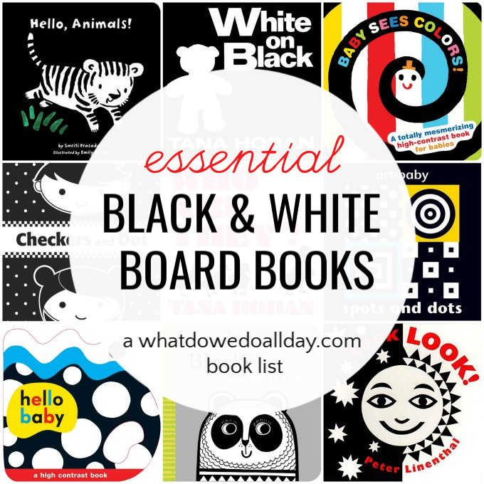 The best board books for babies