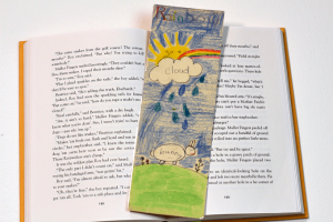 my childhood bookmark