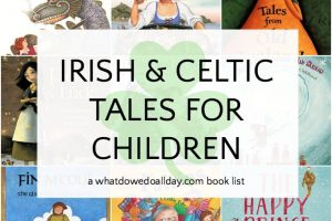 Irish fairy tales and folk tales for children