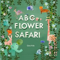ABC flower safari book