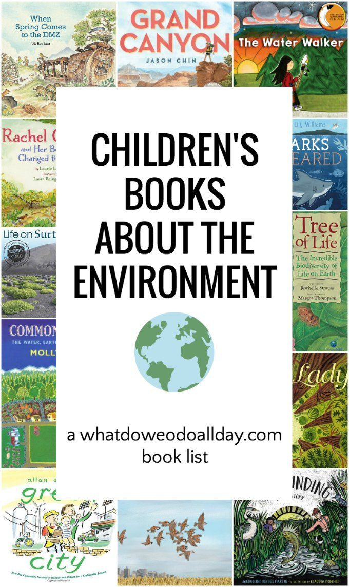 List of environmental picture books for children