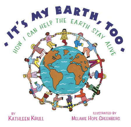 It's My Earth, Too book cover