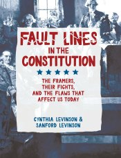Fault Lines in the Constitution a nonfiction book for middle schoolers