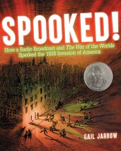 Spooked nonfiction book for middle school
