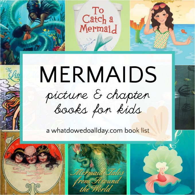 Mermaid books