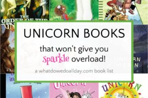 List of Unicorn books for kids
