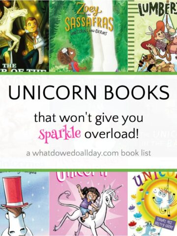 List of Unicorn books for kids