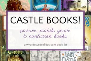 List of castle books