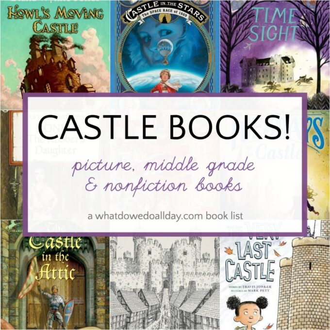 List of castle books