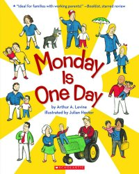 Monday is one day family book for kids