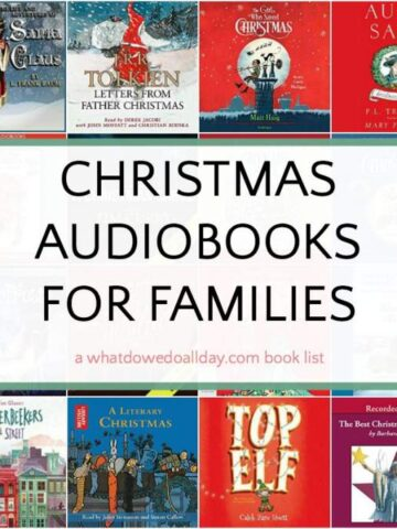 Best Christmas audiobooks for families