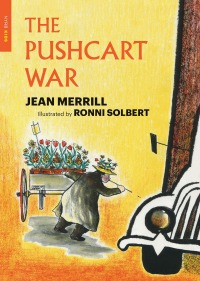 The Pushcart War book cover