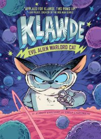 Klawde Evil Alien Overlord Cat