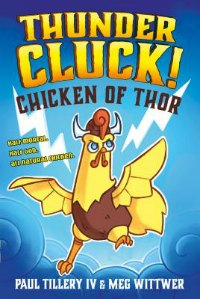 Thundercluck book cover