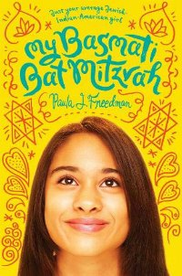 My Basmati Bat Mitzvah book cover