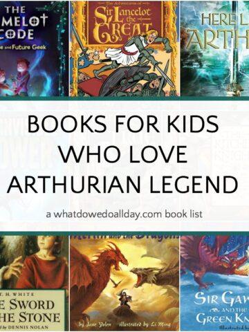 Books like King Arthur