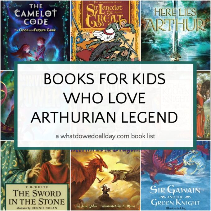 Books like King Arthur
