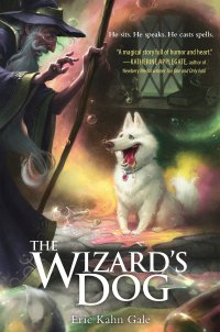 The Wizard's Dog book cover
