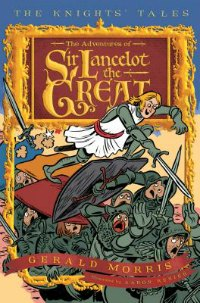 Sir Lancelot the Great book cover