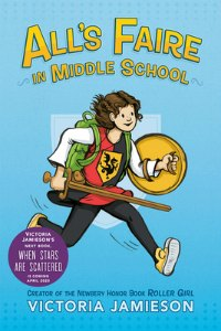 All's Faire in Middle School graphic novel