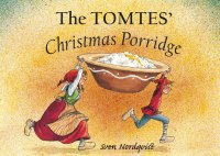 The Tomtes' Christmas Porridge book cover