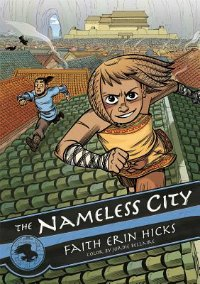 The Nameless City graphic novel for teens