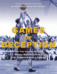 Games of Deception nonfiction sports for teens