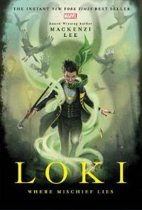 Loki YA novel
