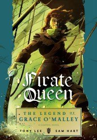 Pirate Queen graphic novel for teens