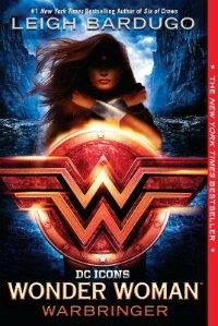 Wonder Woman YA novel for teens
