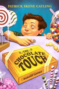 The Chocolate Touch book cover