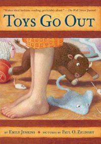 Toys Go Out book to read aloud to 7 year olds