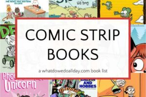 collection of Comic strip books