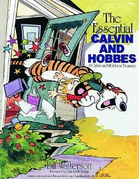 The Essential Calvin and Hobbes comic strip books