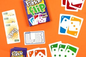 Farkle Flip game play