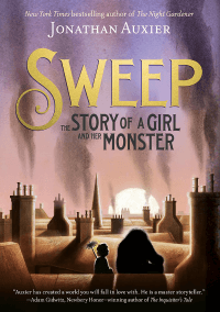 Sweep story monster book