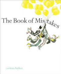 The Book of Mistakes for new beginnings