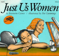 Just Us Women book cover
