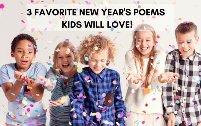Favorite New Year Poems for Kids