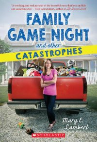 Family Game Night book about hoarding