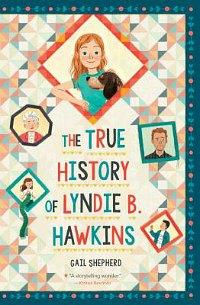 The True History of Lyndie B Hawkins book with PTSD