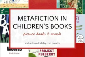Metafiction in children's books