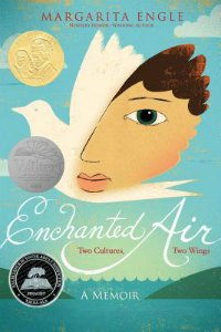Enchanted Air verse memoir