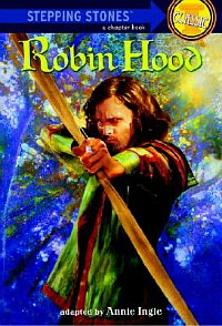 Robin hood chapter book