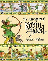 the adventures of robin hood book