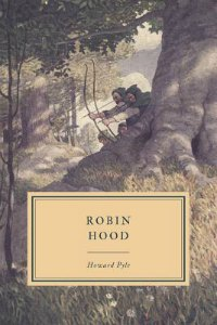 robin hood howard pyle book cover